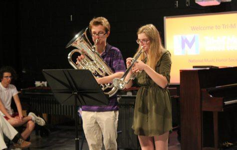 Tri-M Senior Recital