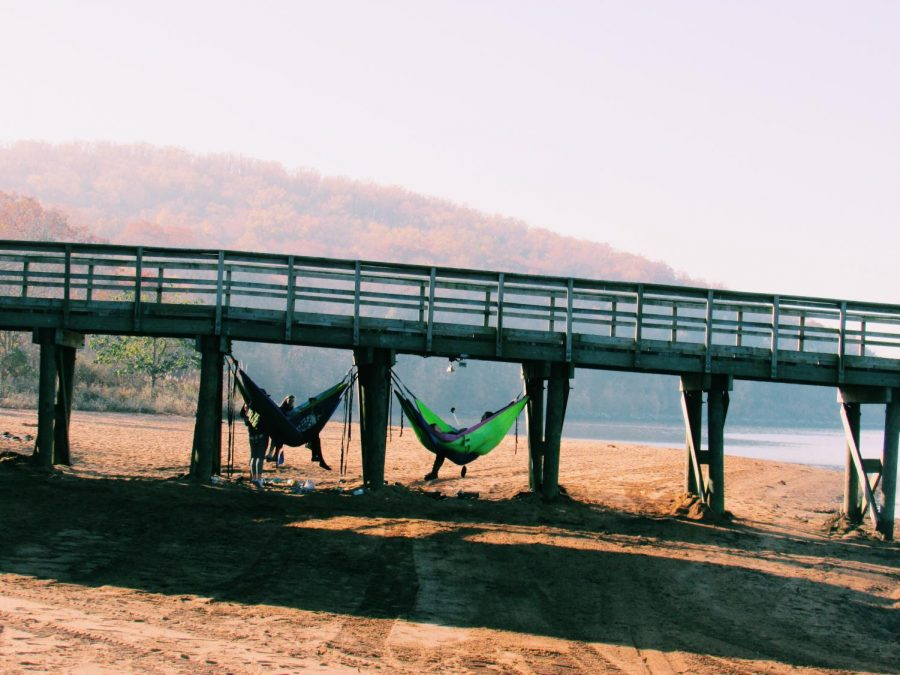"This year Severna Park Young Life just recently took their annual adventure and came across new experiences and memories. Severna Park along with other anne arundel county schools travel to southern maryland for a retreat every year.""I love fall weekend, it is such a good escape from reality and it brought awesome new experiences this year,"" said Sophie Toomey. Photo Credit: Anna Grace Keller"