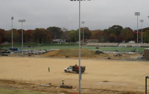 SPHS home field update