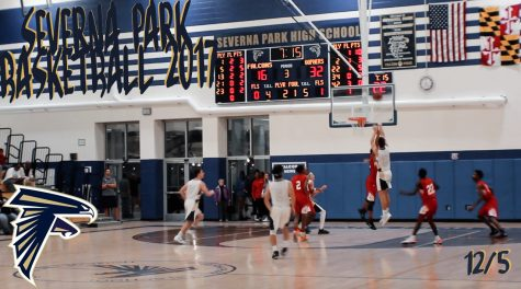 SP Varsity Basketball Highlights, 12/5
