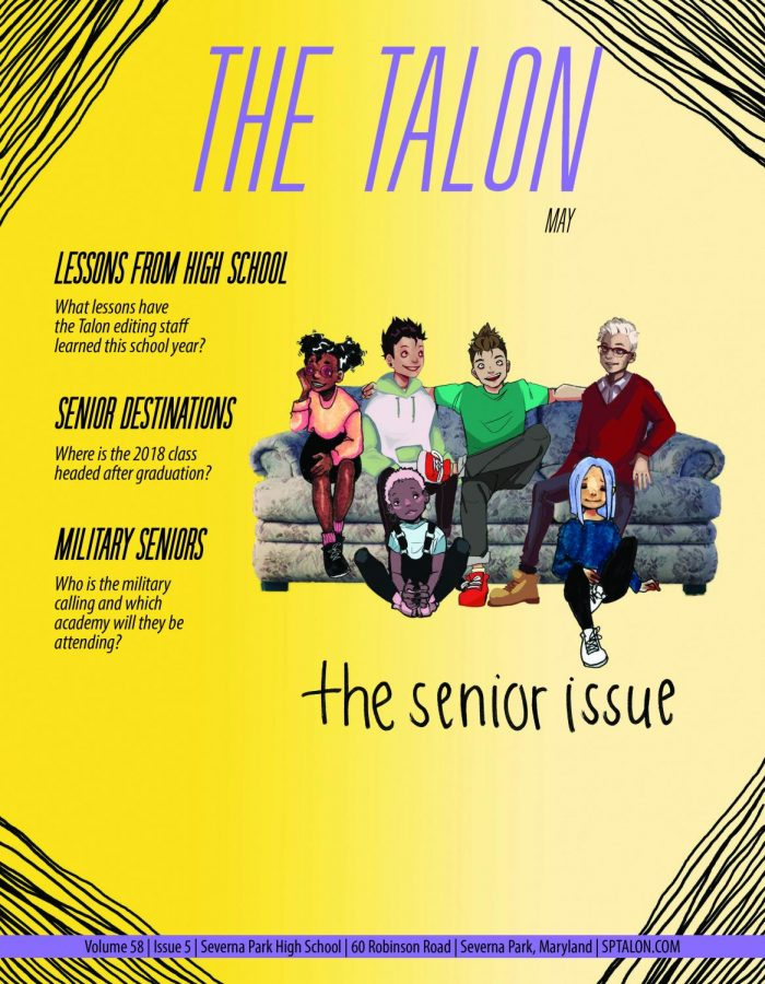 May, Senior Issue