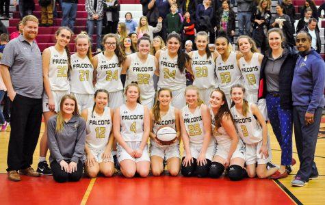 Girls JV Basketball Wins It All