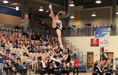 Cheer Team Makes States
