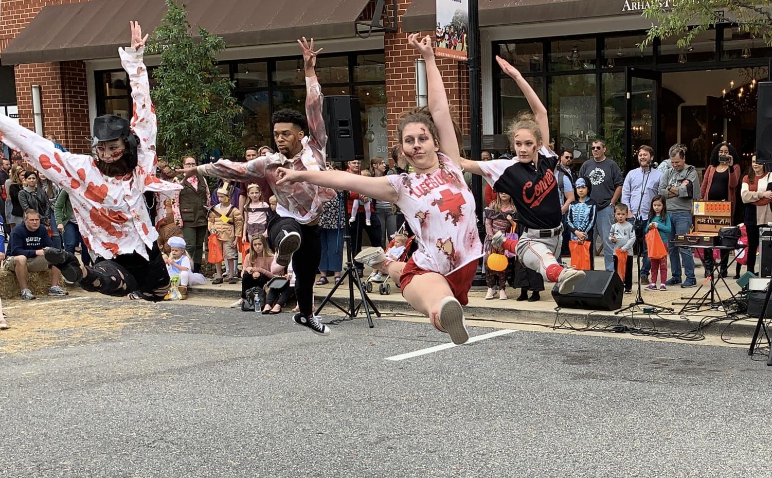 Maryland Performing Art Center's Elite Dance Company (2019 performance)