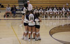 Volleyball Gets Ousted by Broadneck