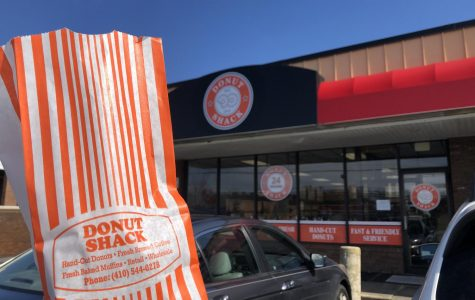"Donut Shack has reopened and citizens of Severna Park are eager to sink their teeth into the delicious treats. The grand reopening was a huge success for the business. ""I waited in line for over 40 minutes,"" Stephanie Brenneman said."
