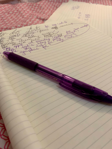 To-do lists are an important part of staying organized and stay focused during school work.