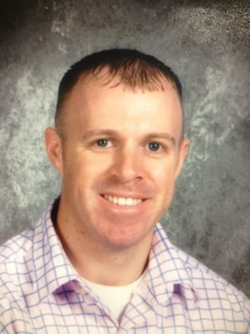 Mr. Gorrick starts his 16th year of teaching in the SPHS Science Department.