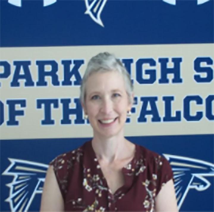 Ms. Kintzley joins the SPHS math department.