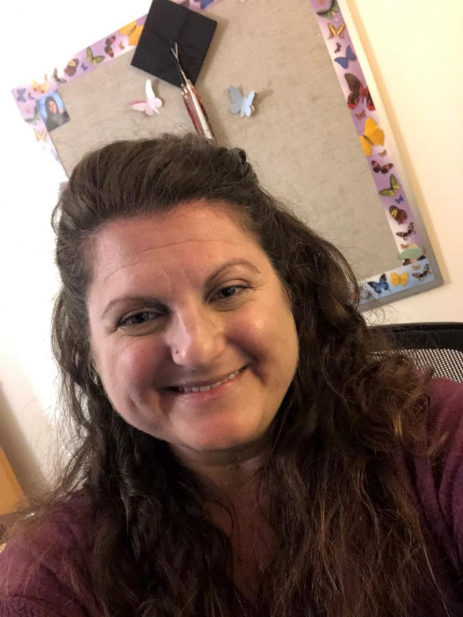 Ms. Singer Joins the Counseling Center