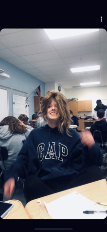 Science was a class that everyone looked forward too, it was a place to socialize and experiment. But since COVID struck new precautions need to be taken. Bella Boettinger enjoys her time in chemistry when things were normal.