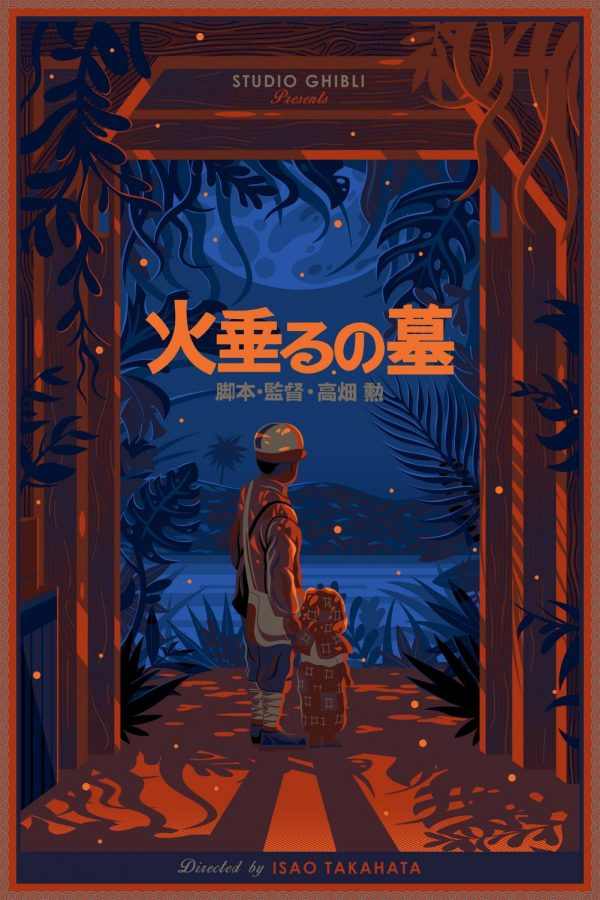 """Grave of the Fireflies"" is a must-watch that astoundingly depicts the effects of war. The protagonists are ones you can't help but grow fond of and the story is one that'll stay in your heart for a long time. You can watch it now on Hulu."