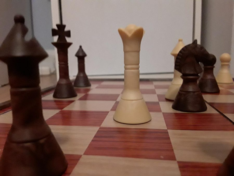 """The Thrilling Chess Piece, review of """"The Queen's Gambit"""""""