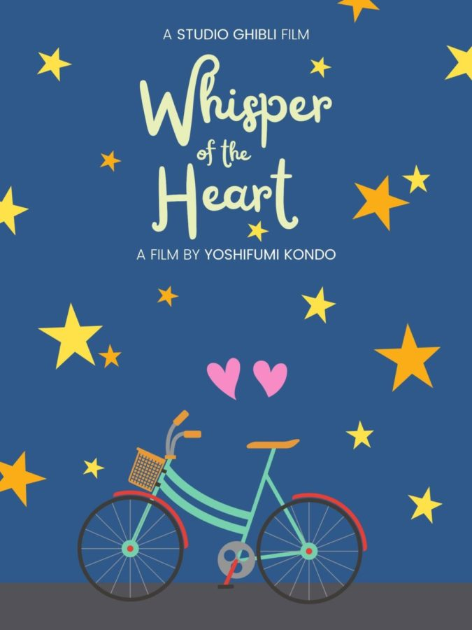 """""""Whisper of the Heart:"""" A Charming Summer Movie To Watch"""